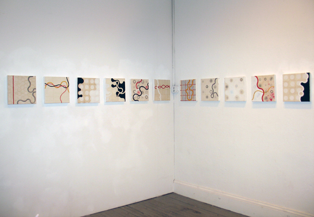 The Stations - Installation photo