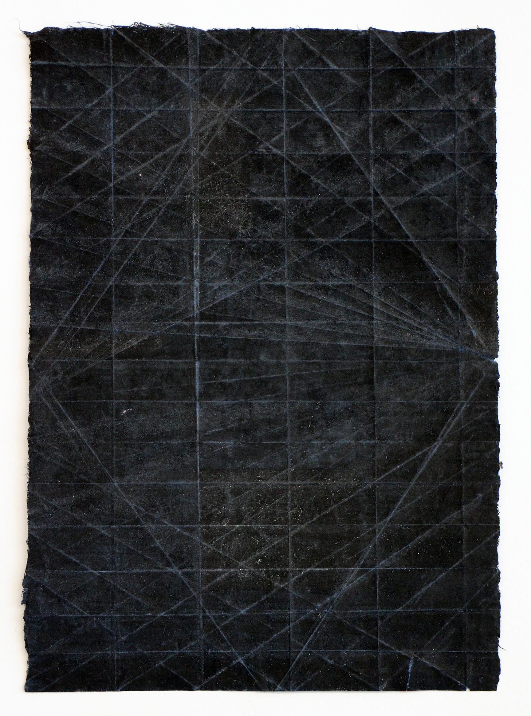 Diagonal Fold Drawing 3