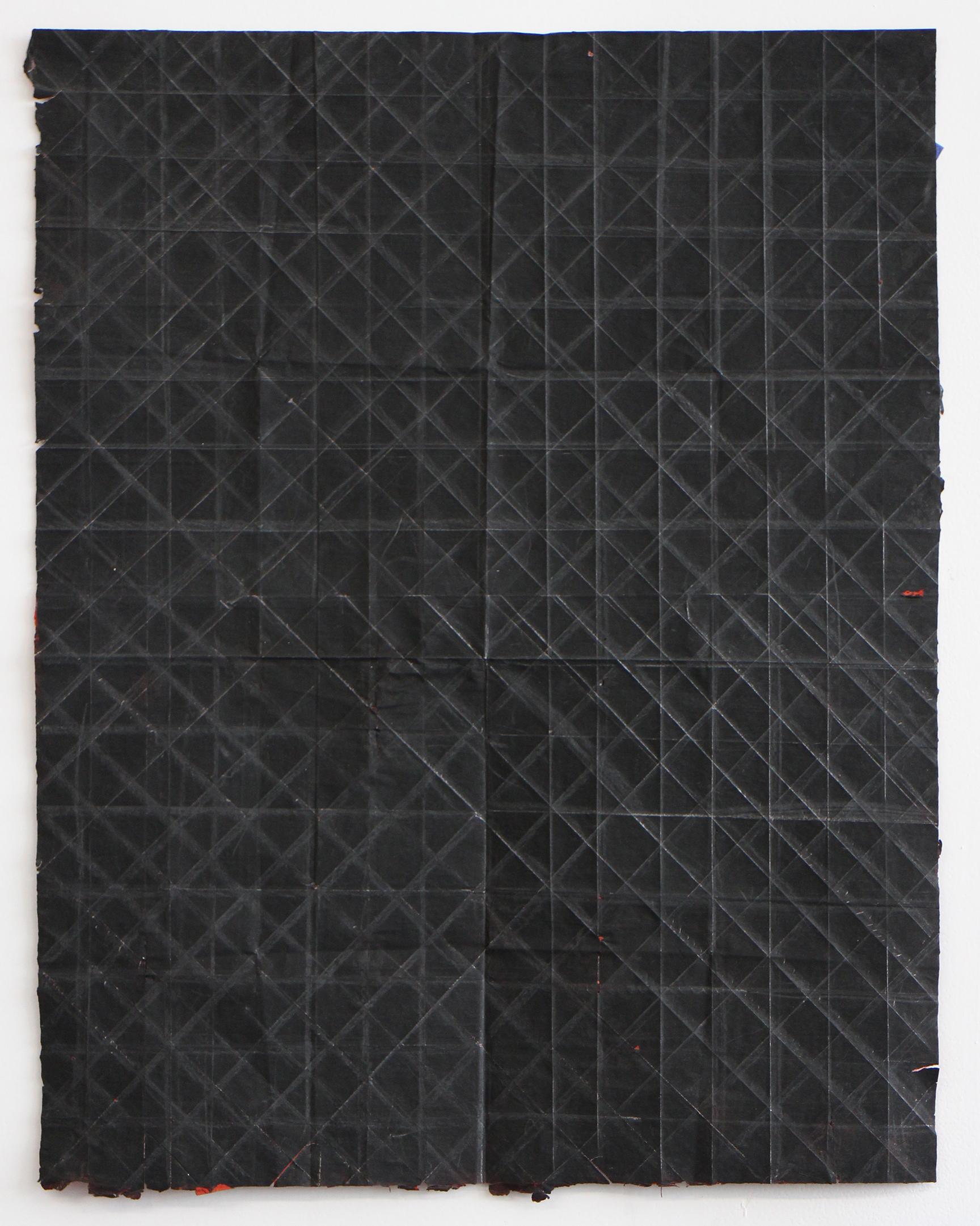 Diagonal Fold Drawing 4