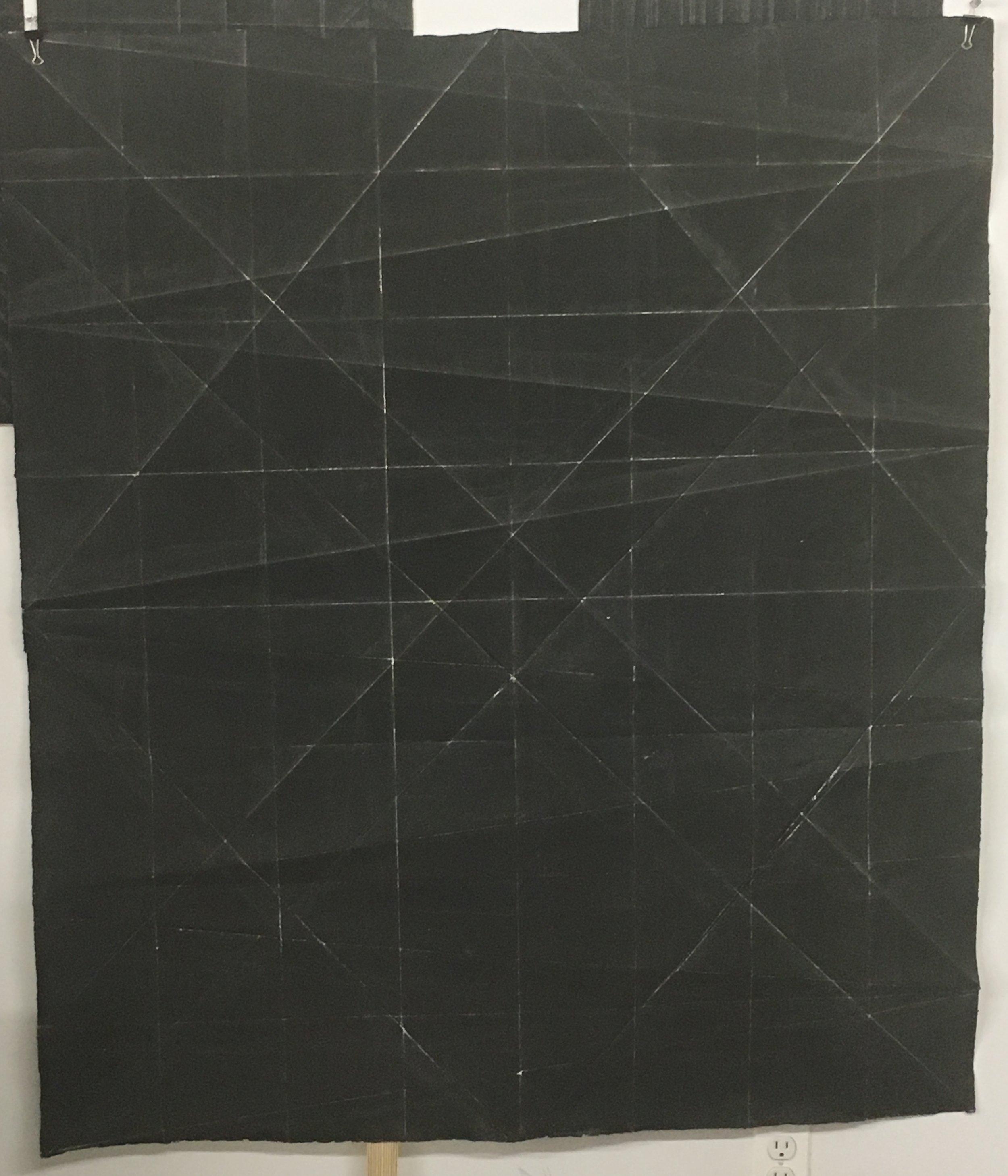 Large Diagonal Fold