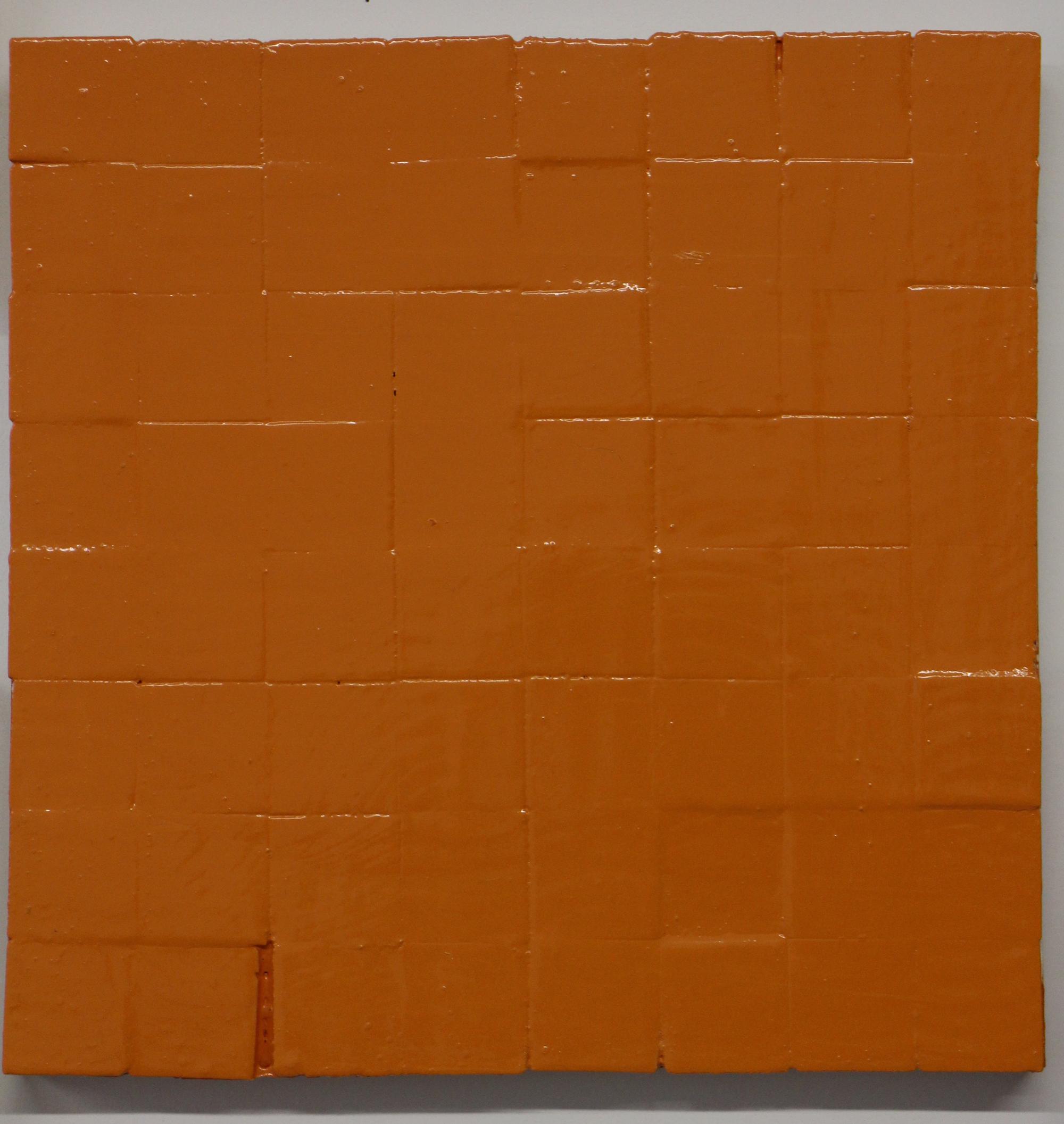 Orange Painting 3 2.9.16
