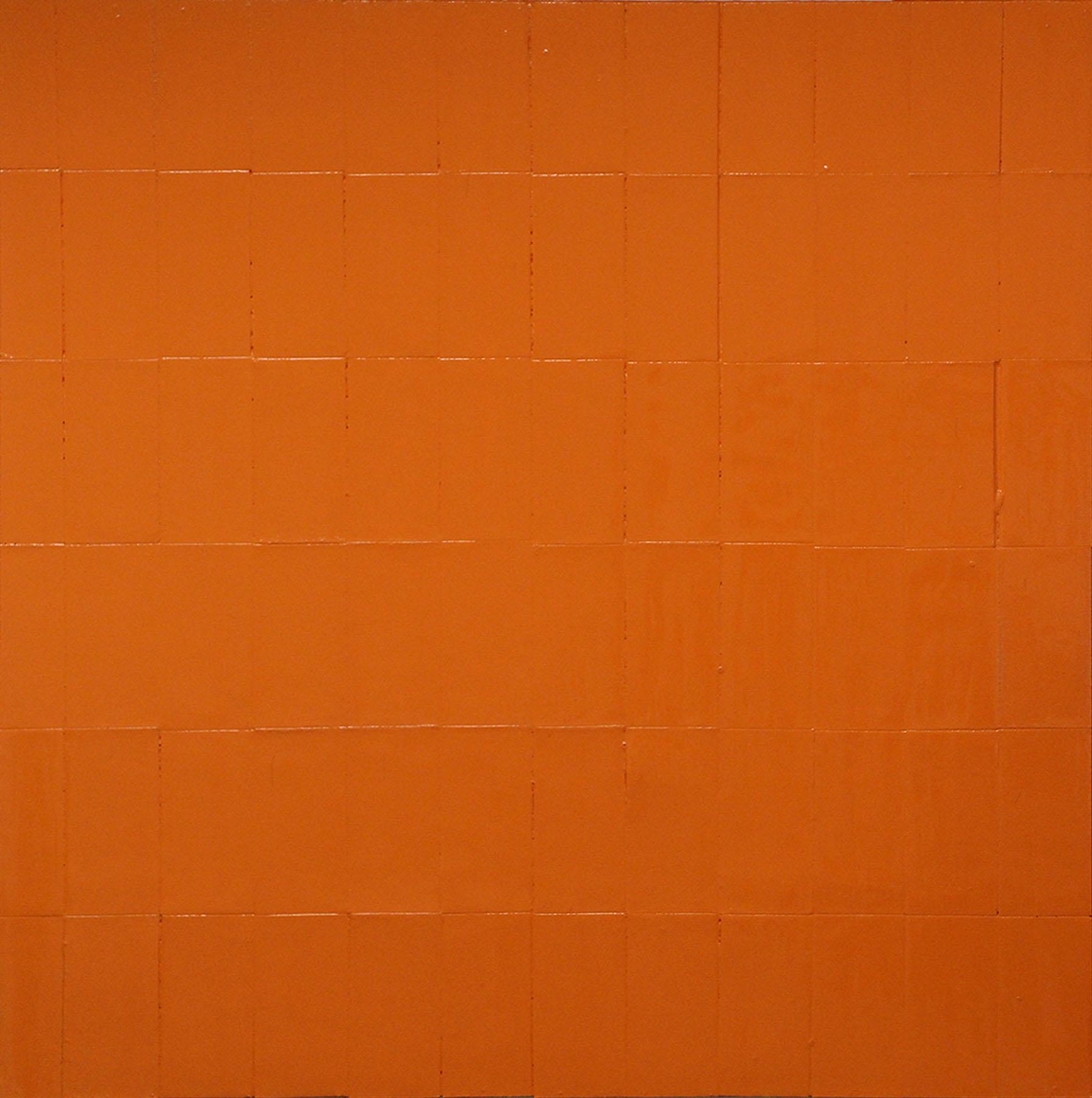 Orange Painting 1 10.12.14