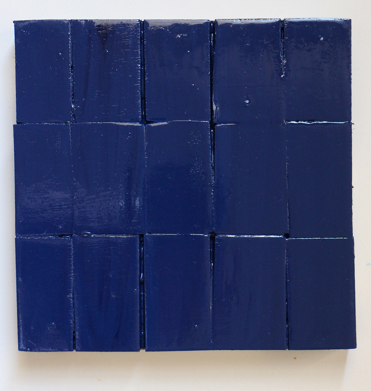 Blue Painting 1