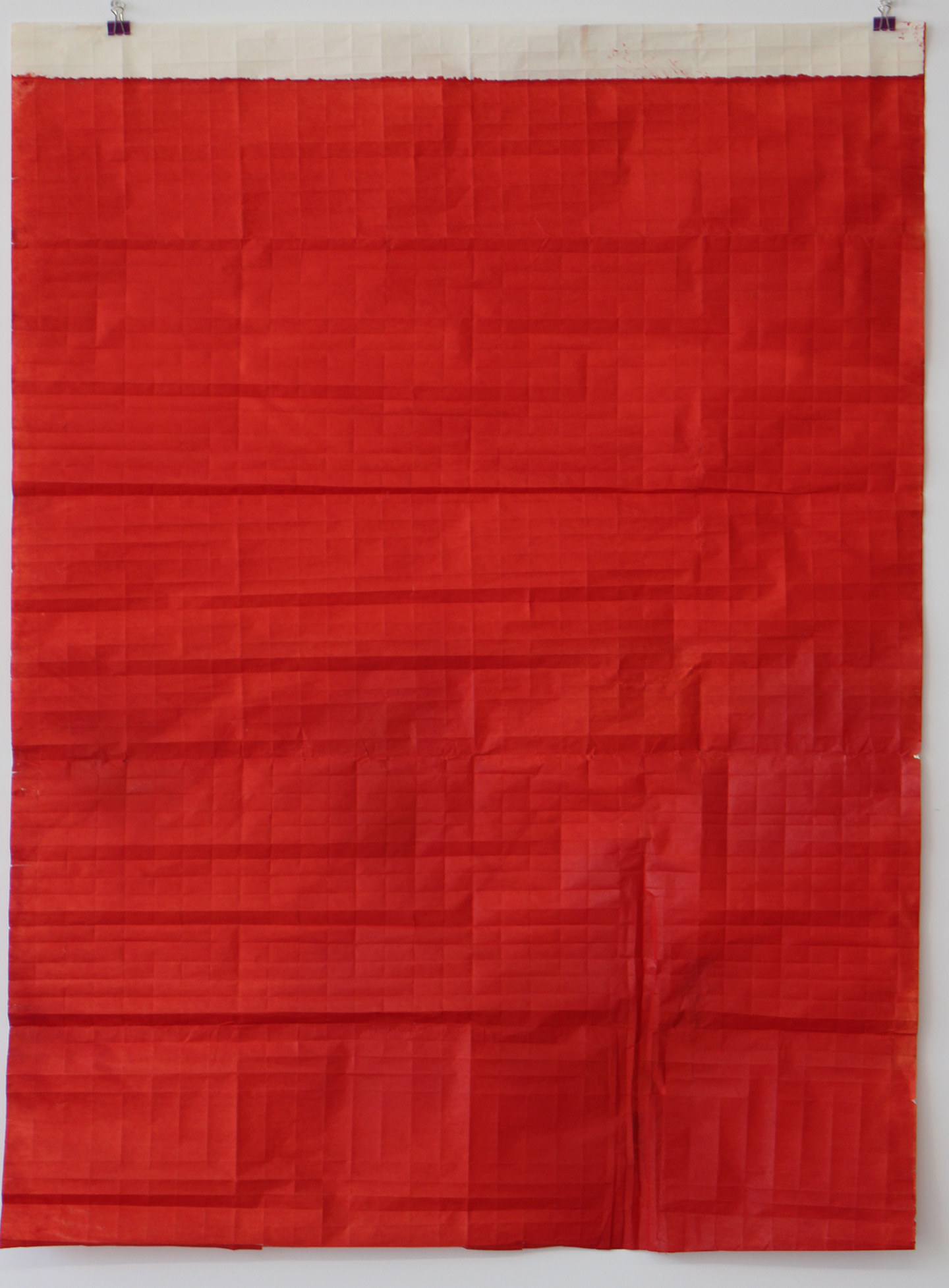Chinese Red Fold 1