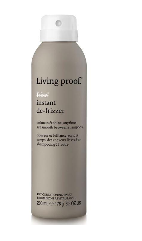 Basil & Turmeric   Living Proof No Frizz Instant De-Frizzer