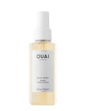 Basil & Turmeric   OUAI Wave Spray