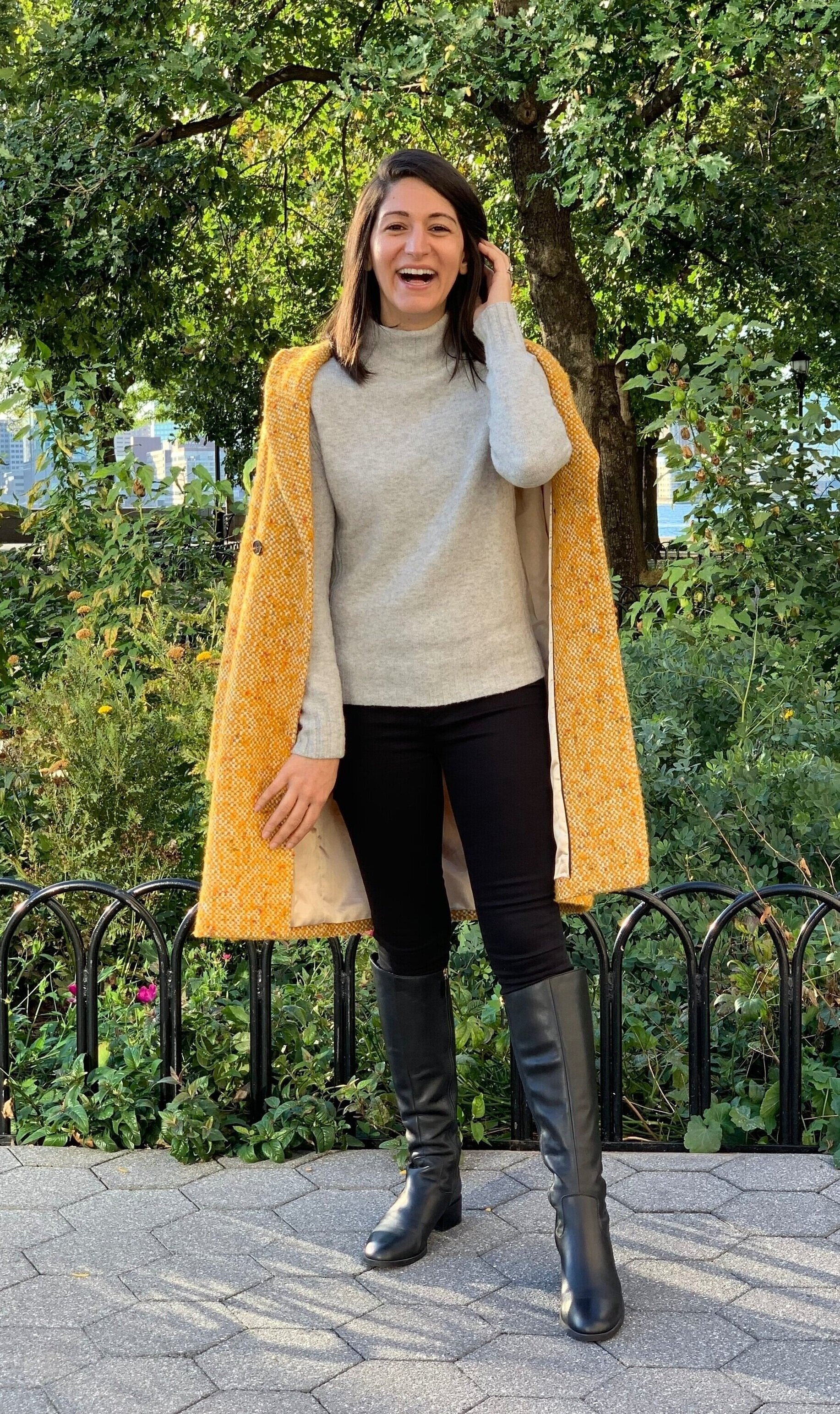 Basil & Turmeric | Sweater Weather Lookbook