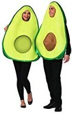 Basil & Turmeric | Rasta Imposta Avocado Couple Adult Costume