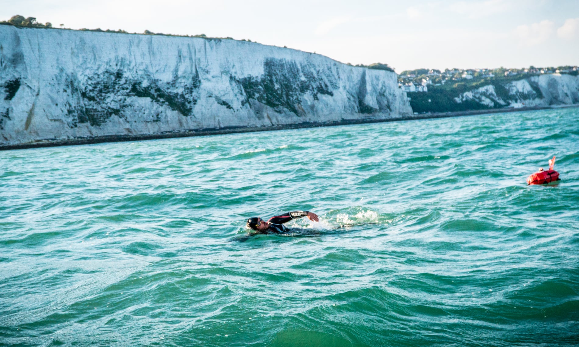 'Chunks of my tongue came off – you could see my taste buds' - Ross Edgley survived raw wounds and jellyfish stings to complete the record-breaking feat of swimming around Great Britain. Is he a masochist?