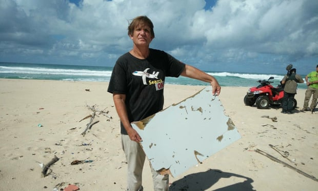 The man on a solo mission to find the wreckage of flight MH370 - Blaine Alan Gibson is a lawyer and amateur 'adventurer' who is on a self-funded quest to trace the Malaysia Airlines plane that vanished in 2014