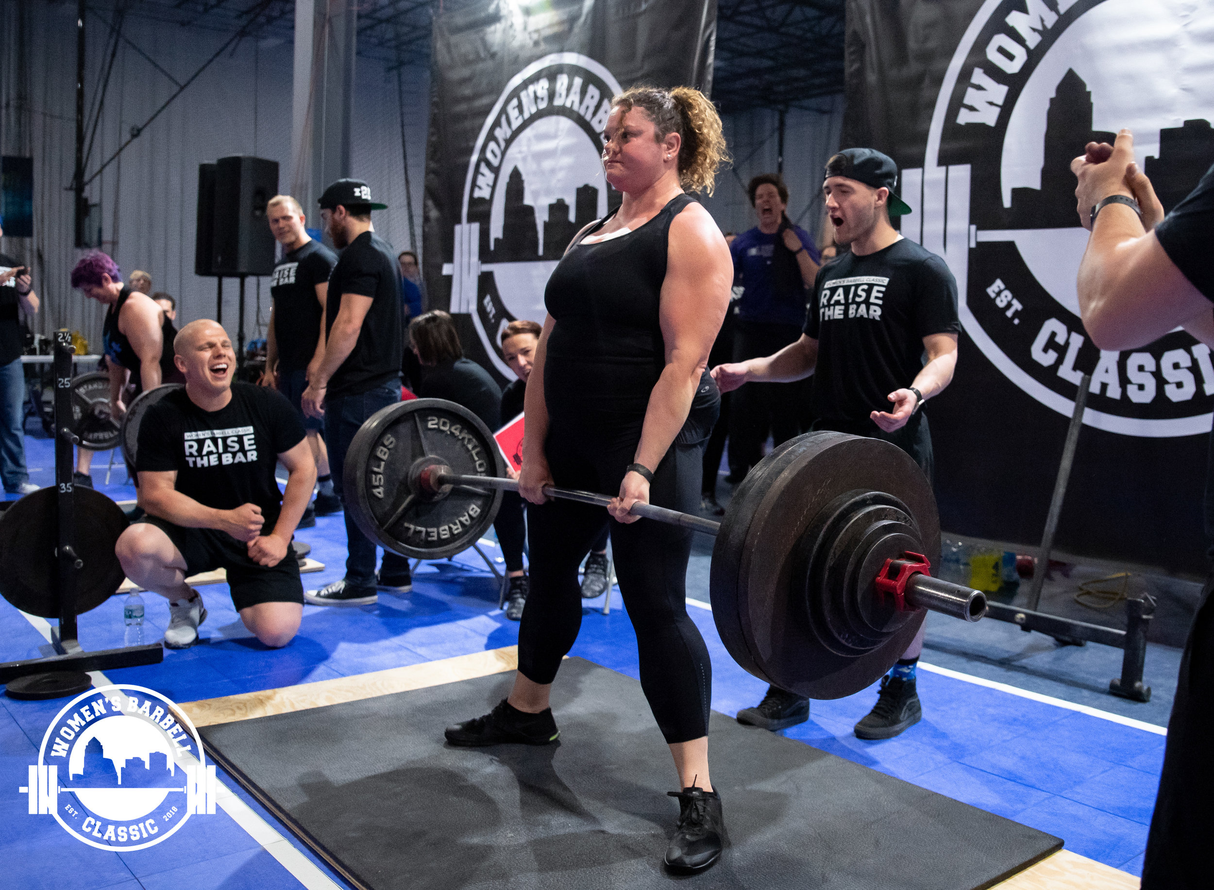 Our Mission - The Women's Barbell Classic is a female strength movement. Our mission is to raise the bar for the women in our community. To educate and provide opportunities that allow women to experience what it means to be physically strong, and how that reverberates throughout the rest of their life.Learn More