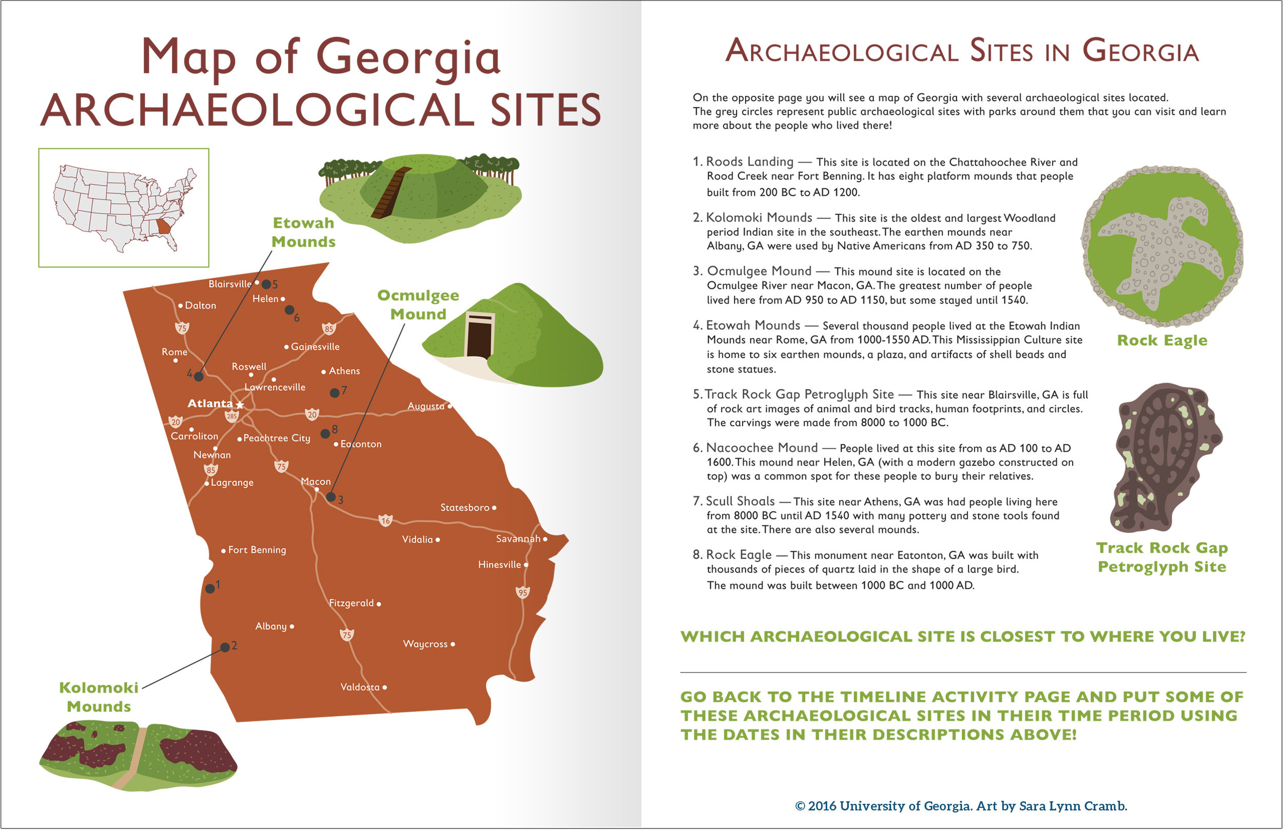 Archaeological sites
