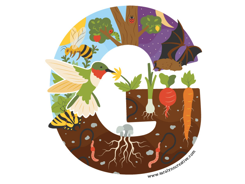 Preschool Gardening Program logo