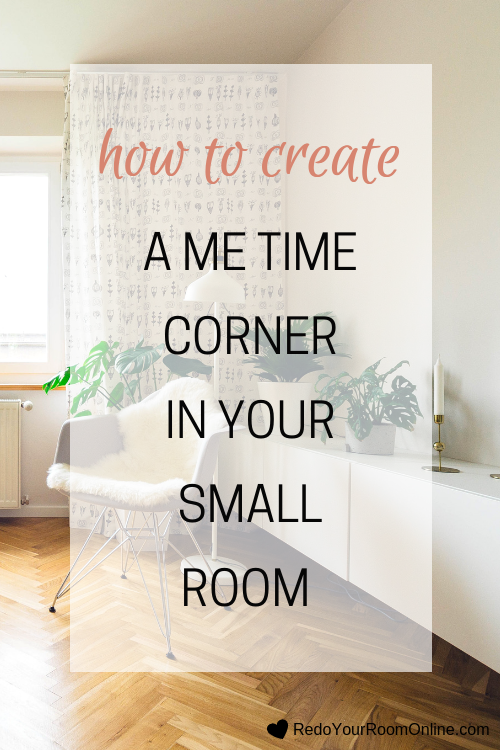 How To Create A Me Time Corner In Your Small Room With These 3