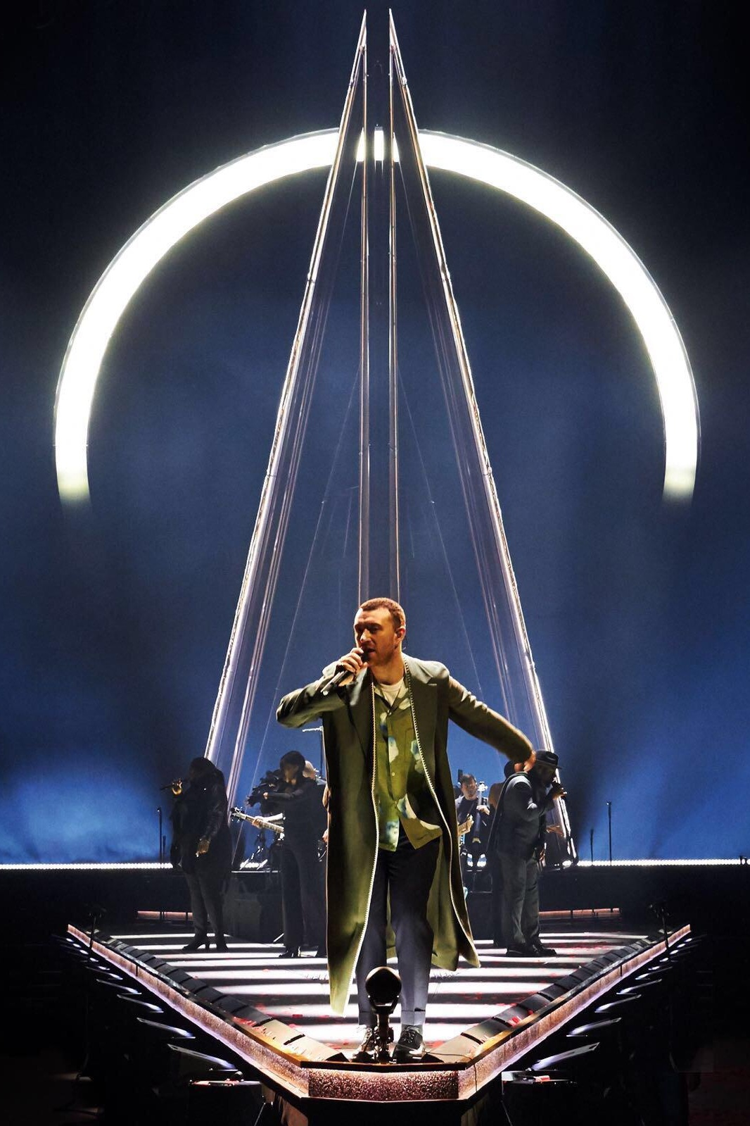 SAM SMITH   Touring LED package / Tim Routledge