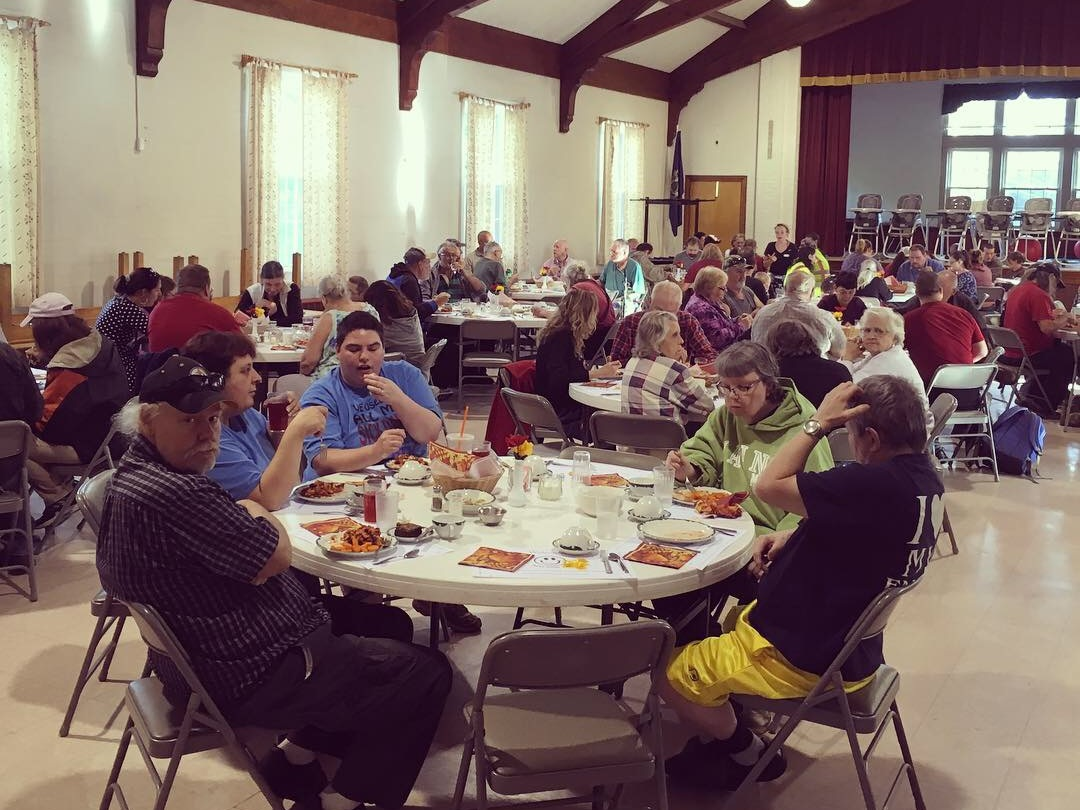 Community dinner - Our monthly outreach provides a delicious meal, a neighborly welcome, and an experience of the love of Jesus in person.Upcoming Dates: September 28th, October 26th, November 23rd.