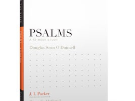 sunday morning - This group meets for fellowship and discussion, and this fall will be studying together the Psalms, using Psalms: A 12 Week Guide by Douglas Sean O'Donnell. Sundays, 8:45 - 9:45 @Penney