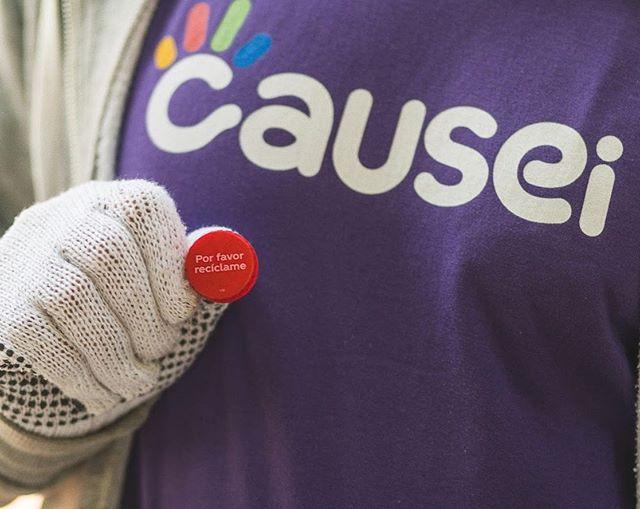 suou a camisa? ganhou recompensa! ✌️ porque o mundo é melhor com as pessoas que causam #causeicomvc  www.causei.com.vc e se inscreva!