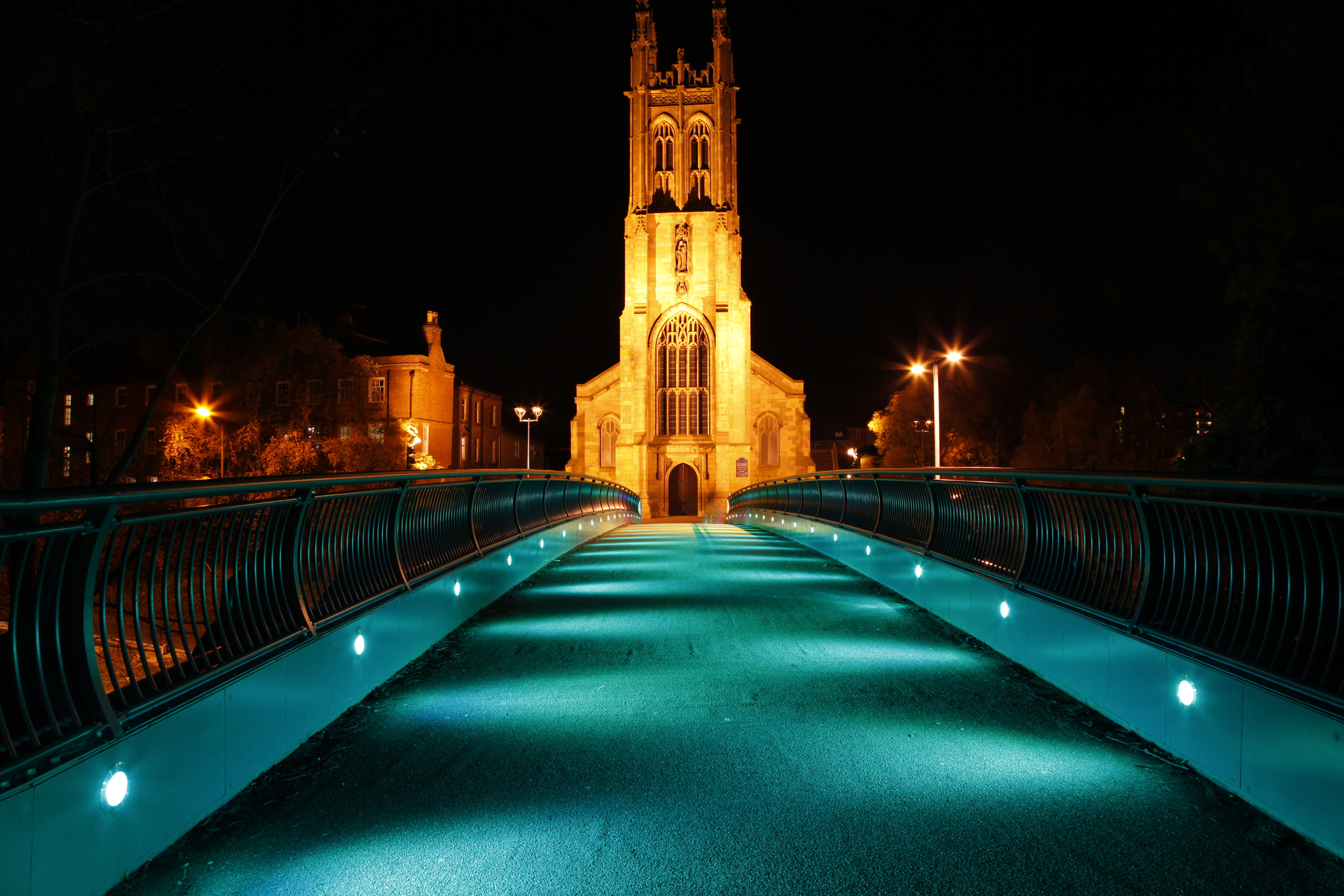 St Mary's Church, Derby City Centre