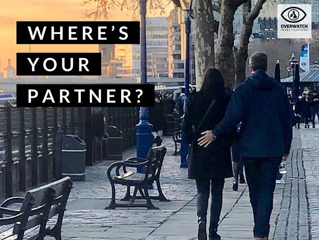 Cheating partner investigations can provide you with the answers you've been looking for, find the answers and get the facts at https://www.overwatchinvestigations.co.uk/cheating-partner #privateinvestigator #surveillance #truth #facts #answerrs #cheating