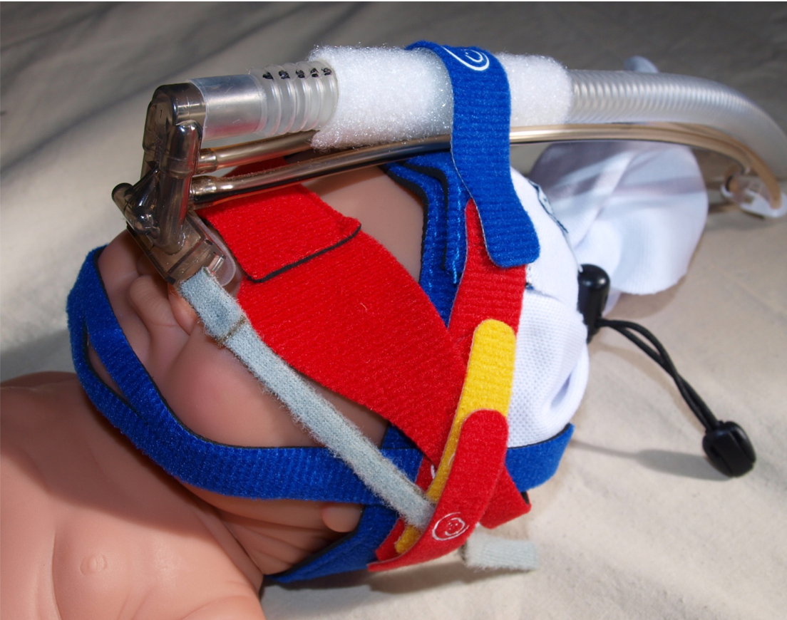 Flow CPAP Cap