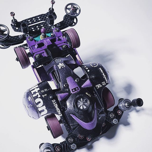 Wow. Amazing build from Japan.