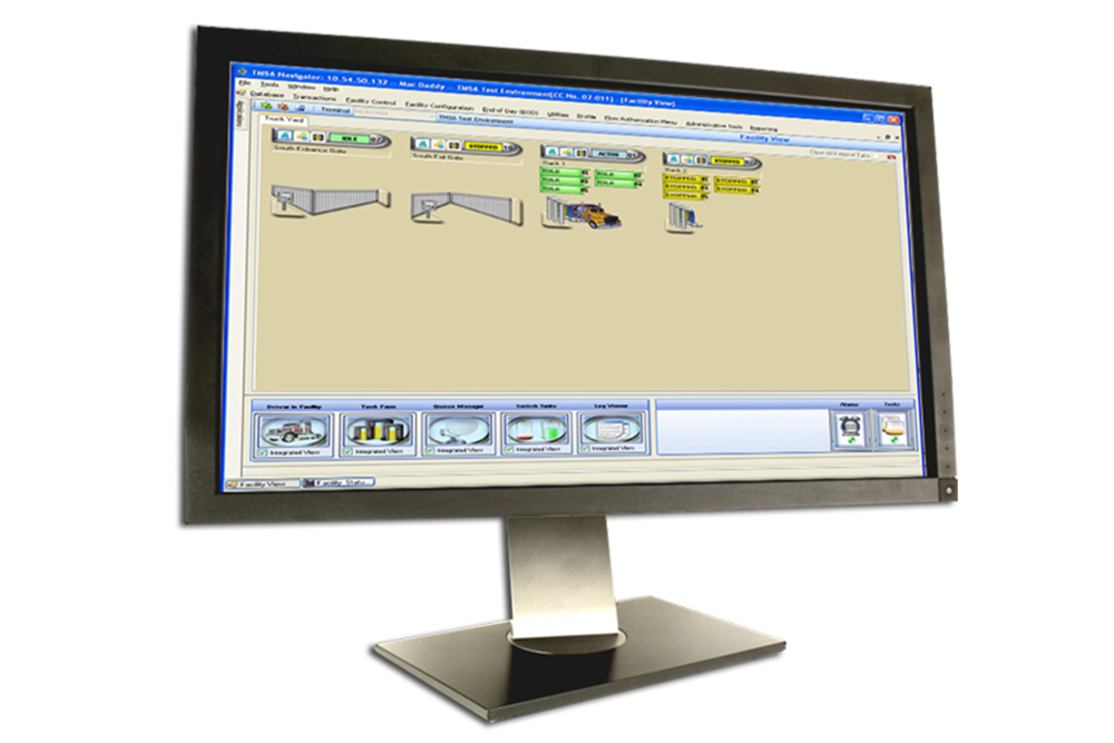 Toptech TMS6 Screen