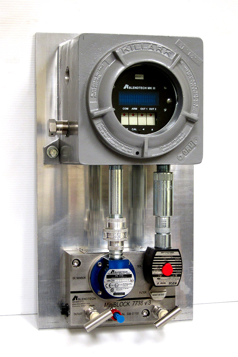 Blendtech Additive Injector Controller | Mark III