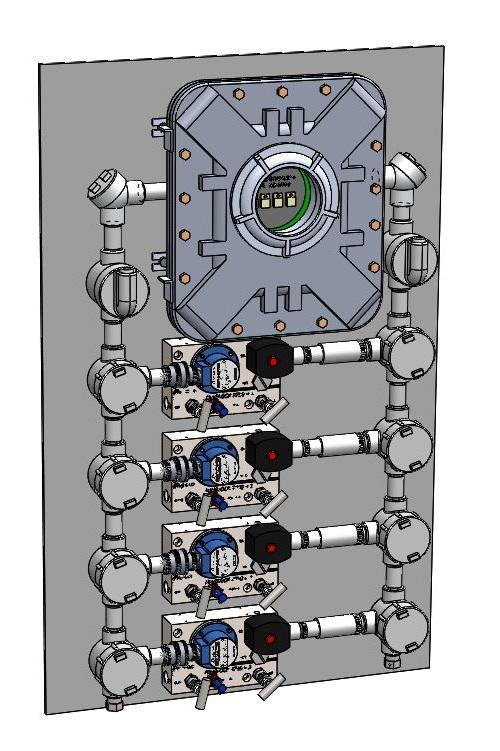 Blendtech Additive Injector Controller | Mark V
