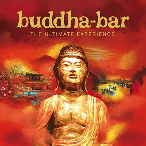 Buddha-BarThe Ultimate Experience, 2016Featuring 'Bar D'O' -