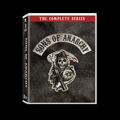 Sons of AnarchyThe Complete SeriesFeaturing 'Consequences', Season Finale -