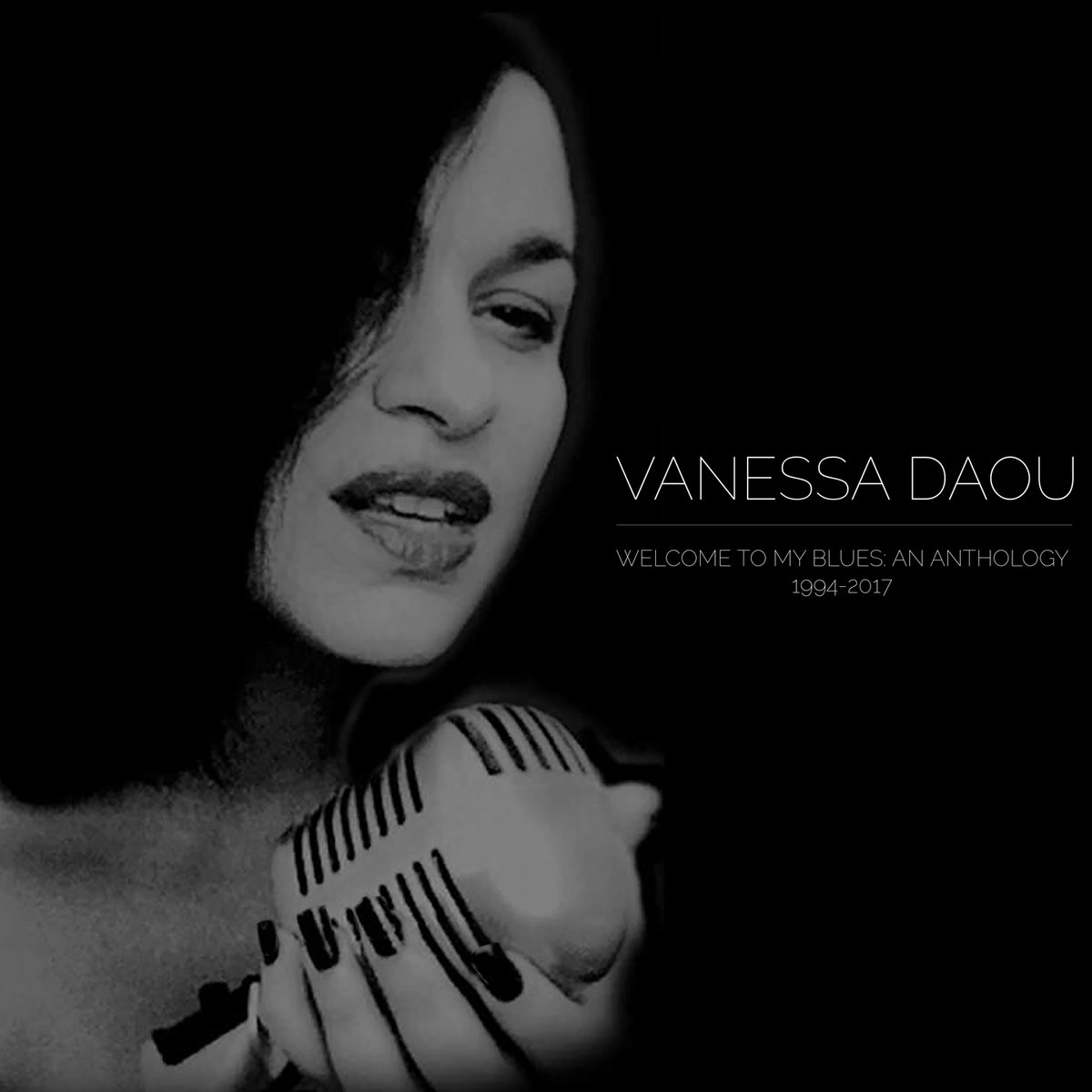 Vanessa DaouWelcome to My Blues: An Anthology (1994-2017) - DAOU TEMPO, 2016