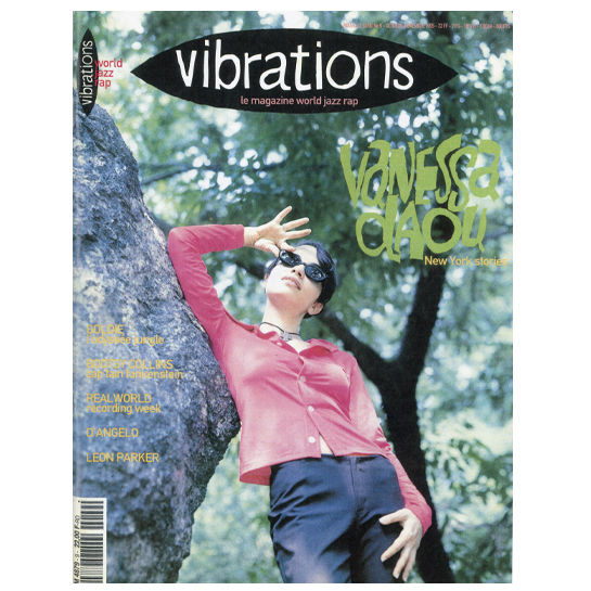 Vibrations cover & feature