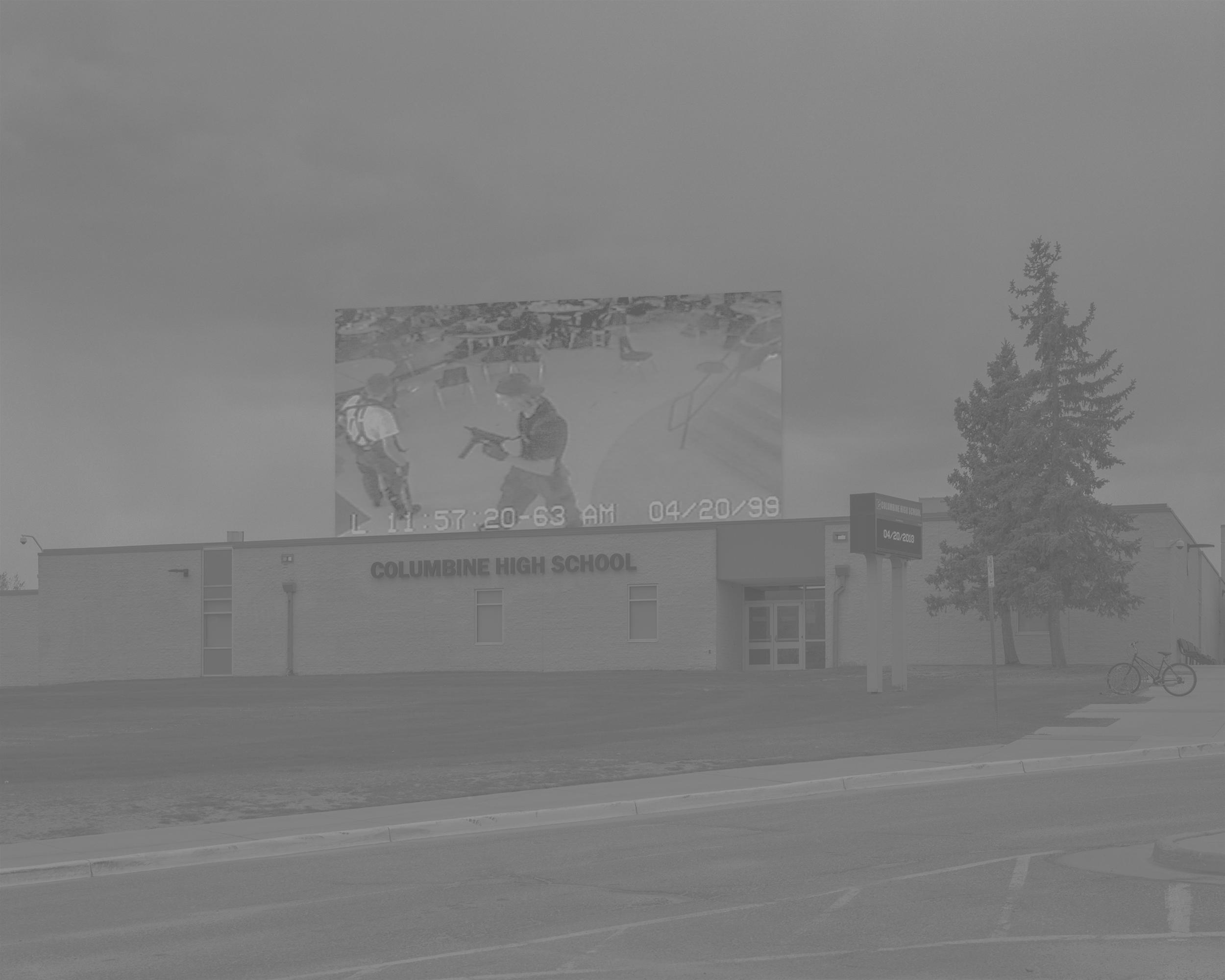 Media Imagery, Columbine, Colorado.