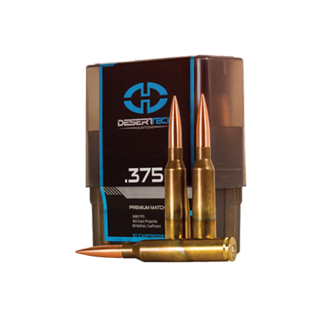 Desert Tech Ammunition -