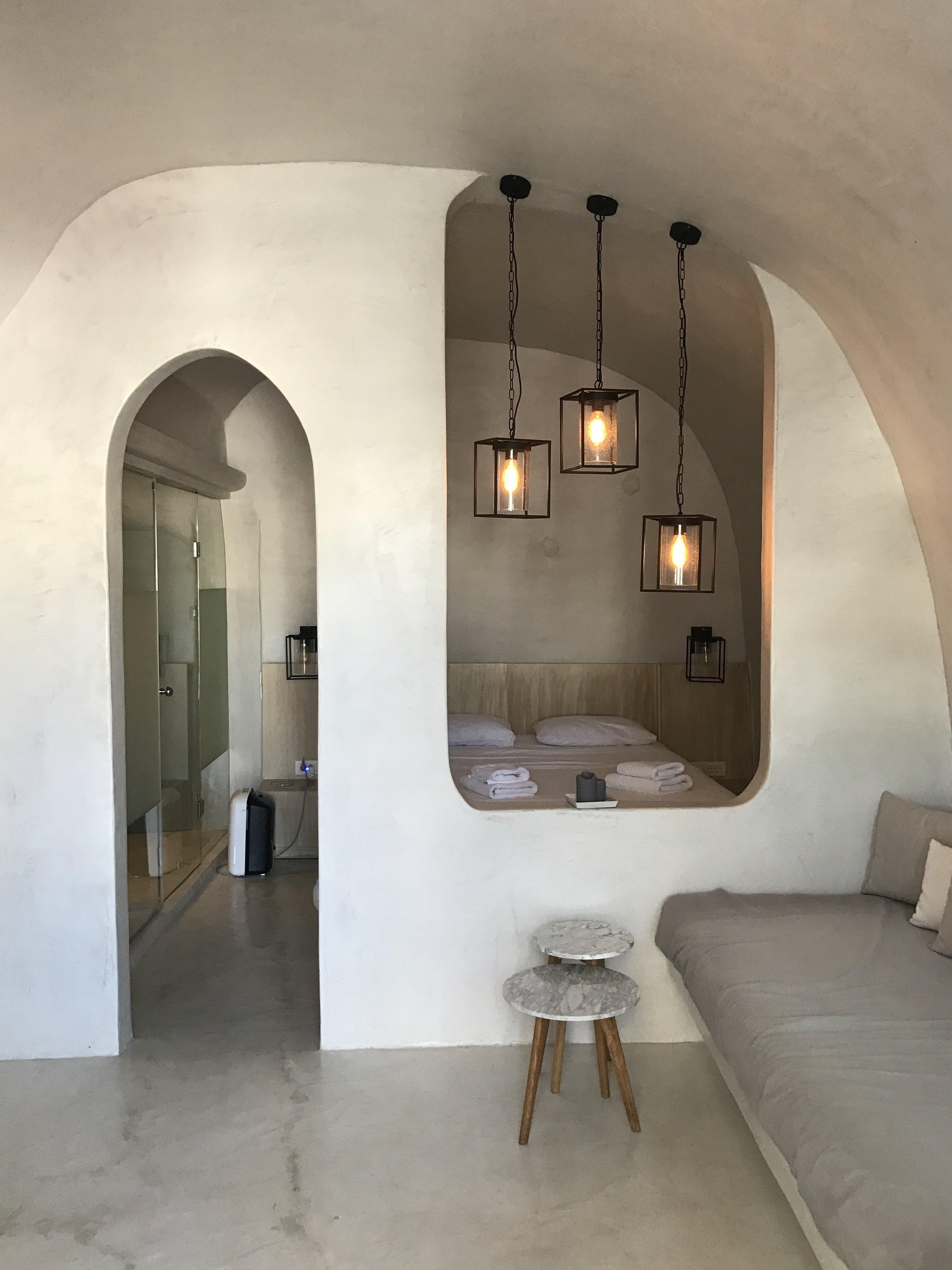 best Airbnb santorini