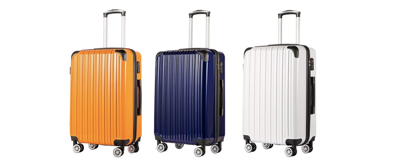 cheap and cute carry on suitcase