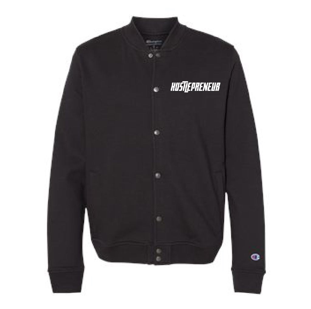 Hustlepreneur X Champion Premium Jacket