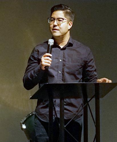 Pastor Michael Rix -