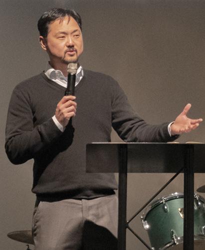 Pastor Eugene Sim -