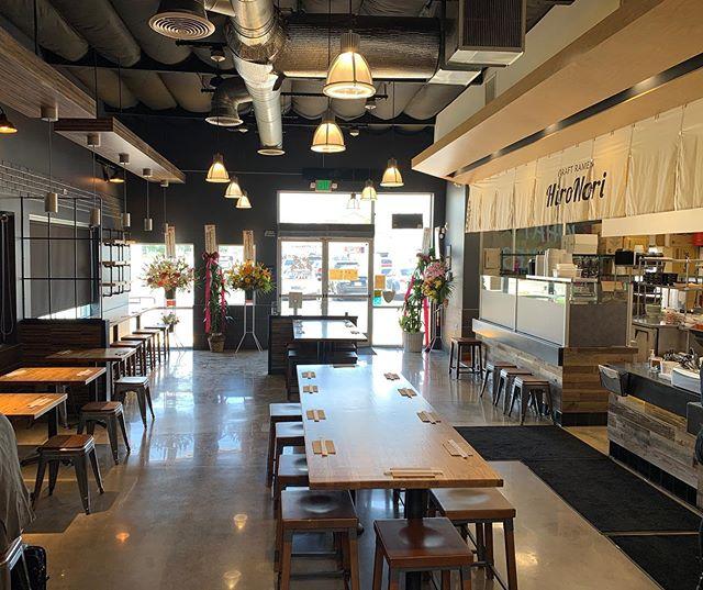 HiroNori Craft Ramen is open now in Santa Fe Springs. 10574 Norwalk Blvd Santa Fe Springs CA 90670.
