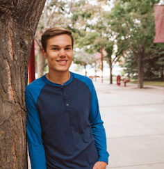 Carter - Fun Fact: I can solve a Rubik's Cube.Favorite outdoor activity: Hunting with my family is my favorite outdoor activity. It's something we all bond over and enjoy.Favorite Bearcub items: The North Face Mountain Sweatshirt.