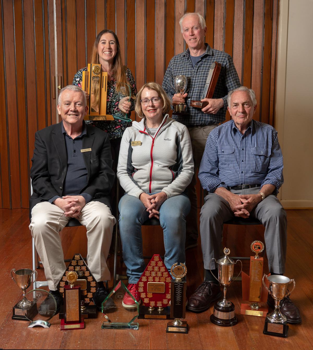 2018 Trophy Winners