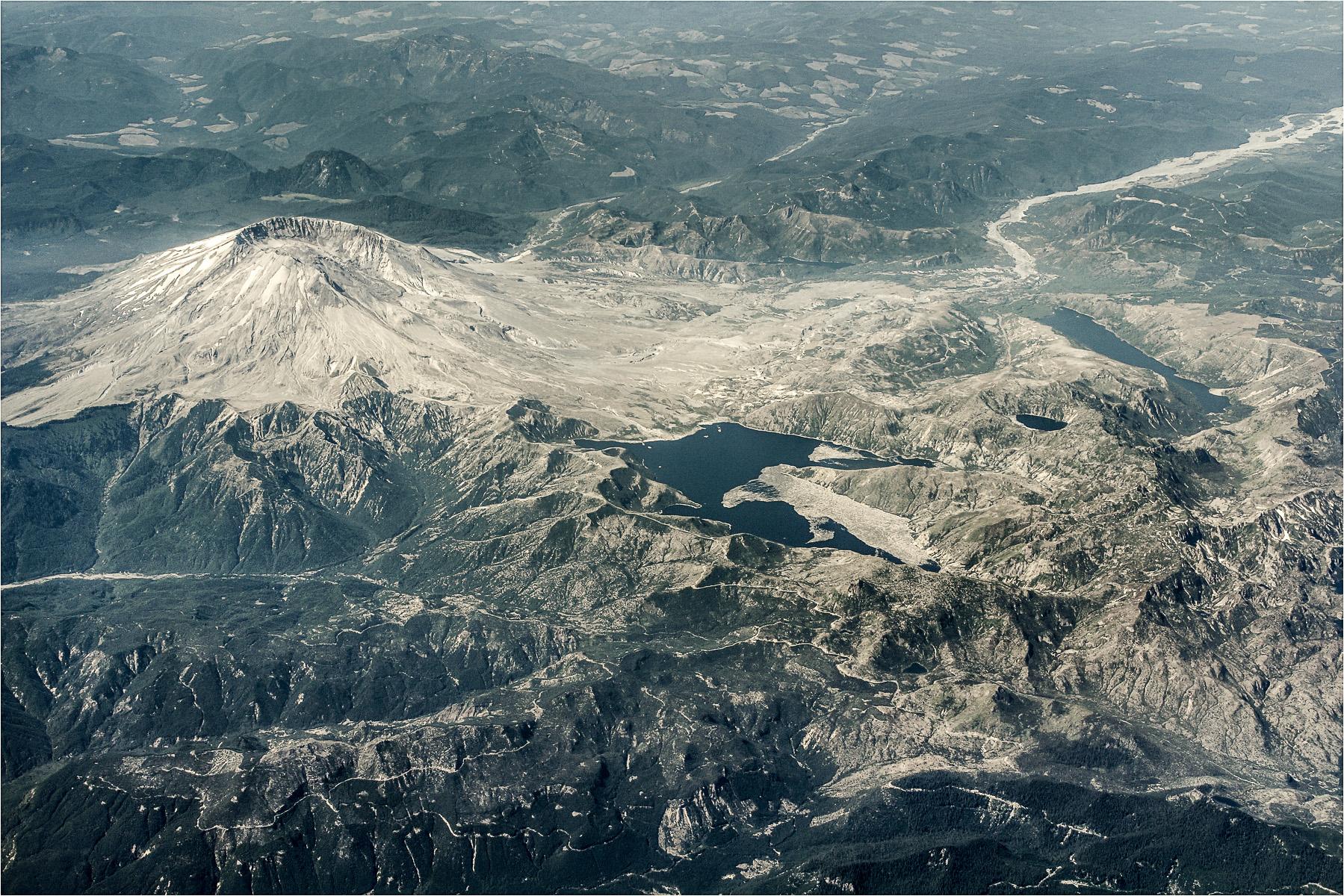 Flying to Vancouver, Landscape EDPI