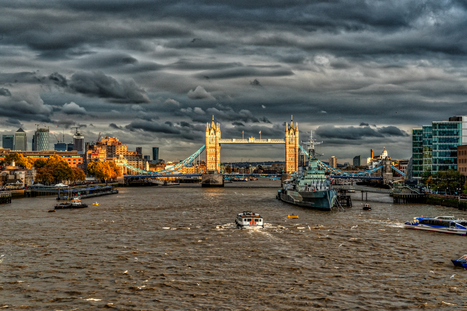The Thames. Open. Dale Murphy