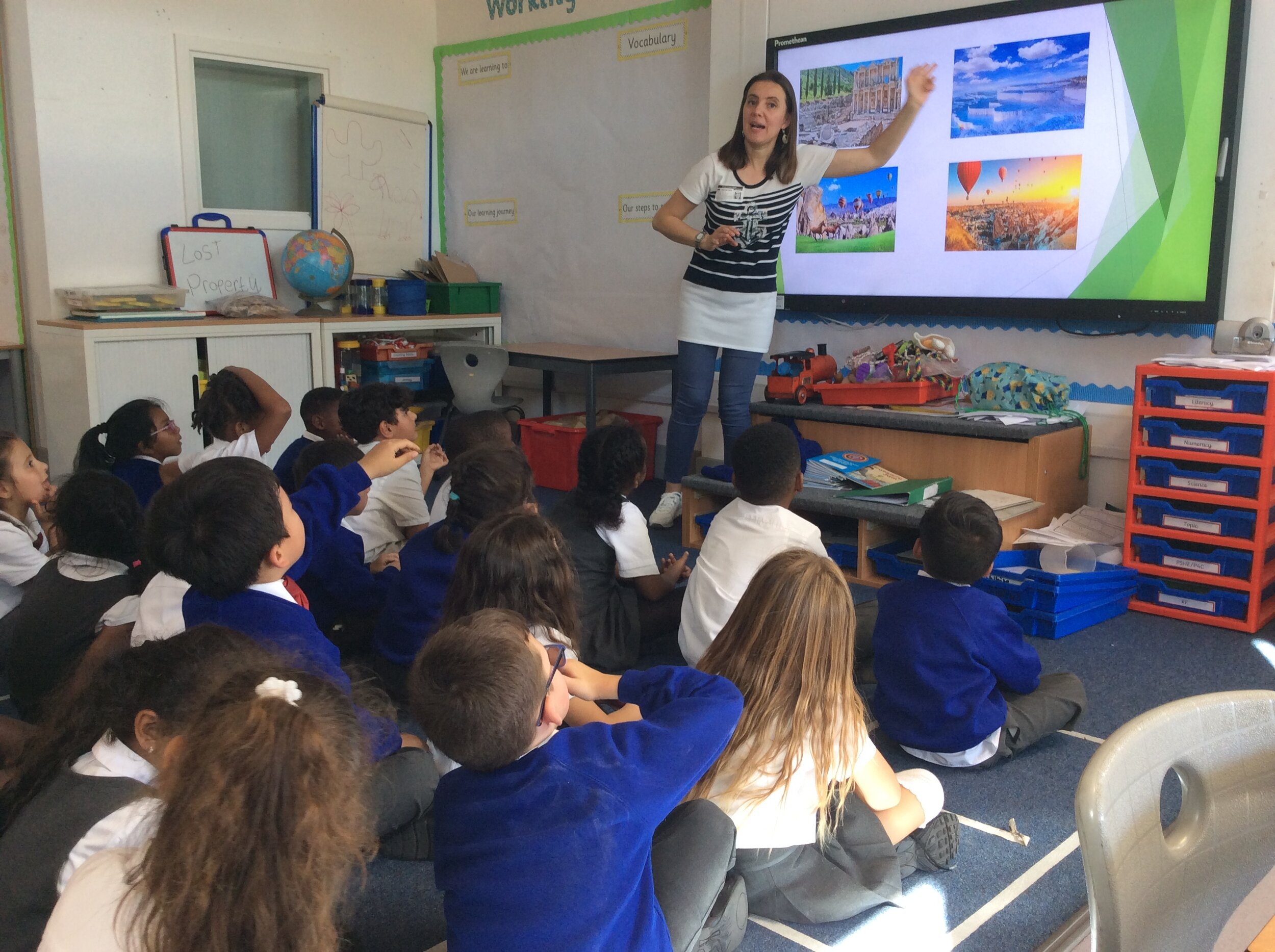 Turkish Lesson - All about Istanbul.