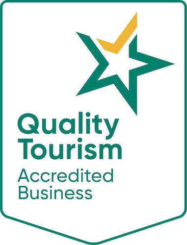 Quality Tourism Accredited Business | Cascade Cottage