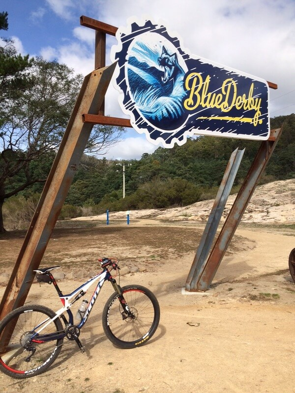 Blue Derby Mountain Bike Trails -