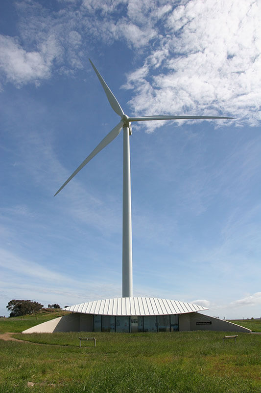 Musselroe Wind Farm -