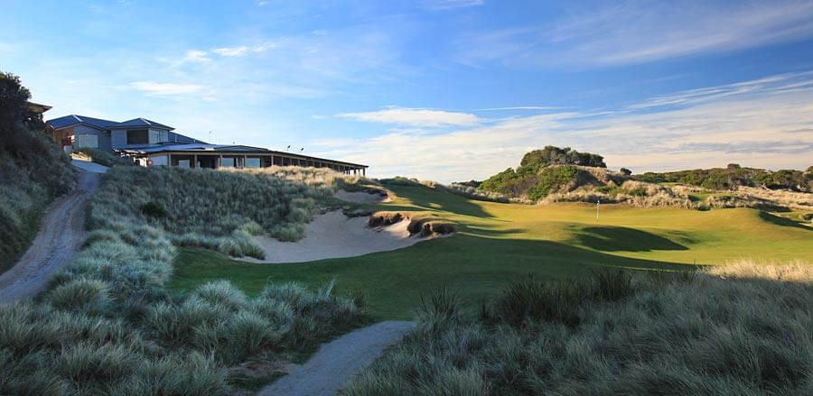 Barnbougle and Lost Farm -